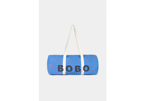 BOBO CHOSES Dots Sport Bag Azure Blue