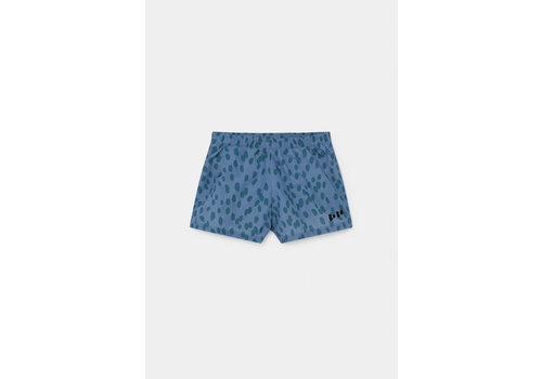BOBO CHOSES Animal Print Swim Shorts Stonewash
