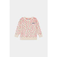 Dots Knitted Jumper Turtledove