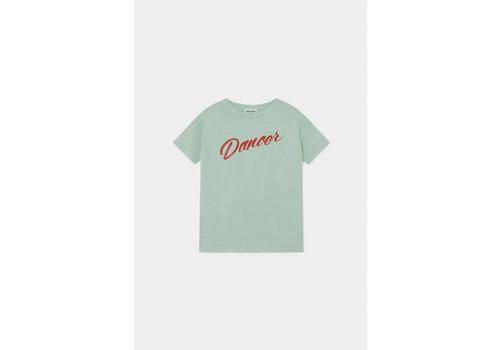 BOBO CHOSES Dancer T-Shirt Frosty Green