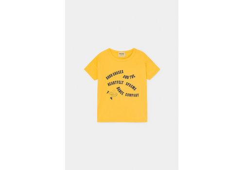 BOBO CHOSES Dance Company T-Shirt Spectra Yellow