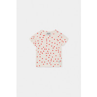 Dots T-Shirt Turtledove