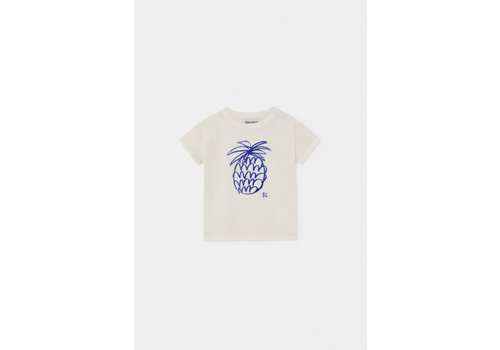 BOBO CHOSES Pineapple T-Shirt Turtledove