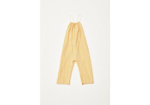 The campamento Checked Dungaree