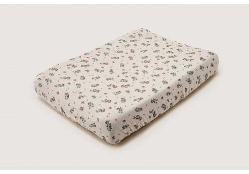 Garbo & Friends Clover Muslin Changing Mat Cover