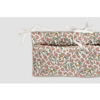 Floral Vine Bed Pocket