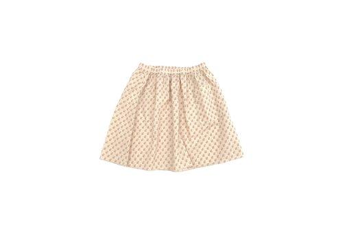 Long Live the Queen skirt block print
