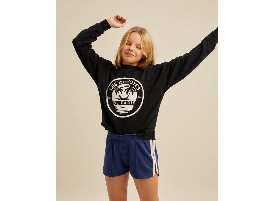Fenna Navy Sweater