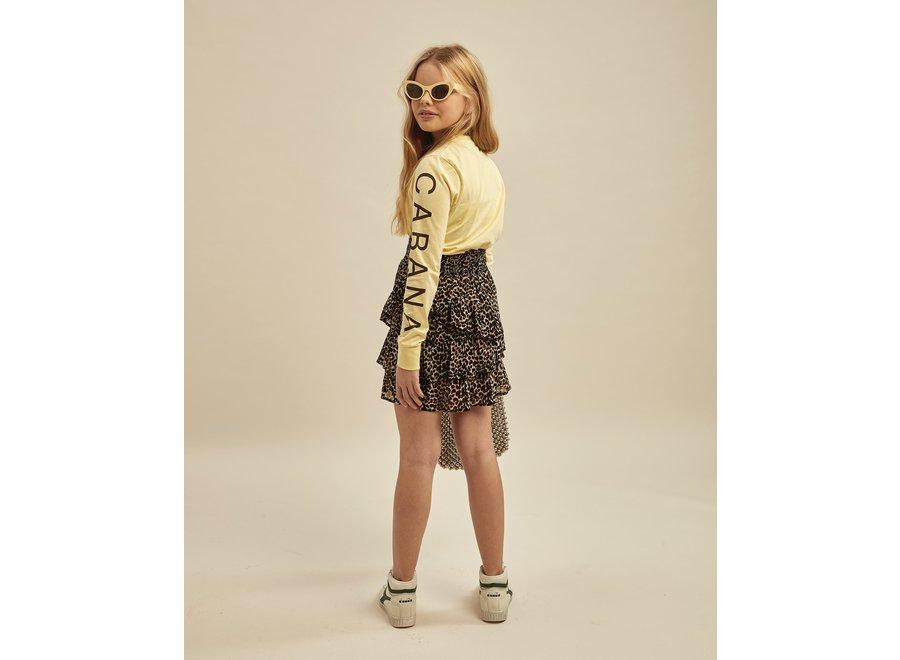 Isabella Skirt Leopard
