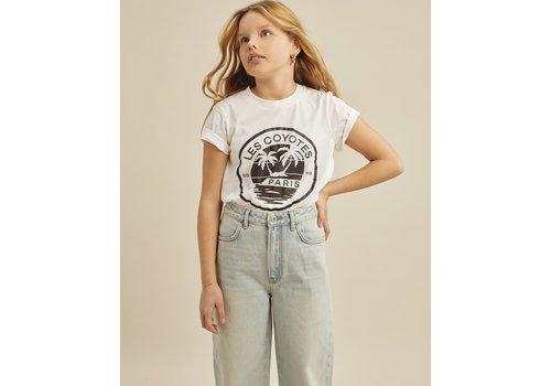 Les Coyotes de Paris Nava White T-Shirt
