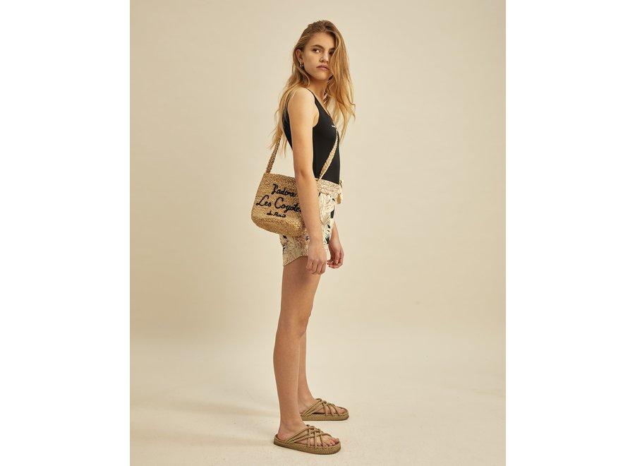 Ariel Straw Bag
