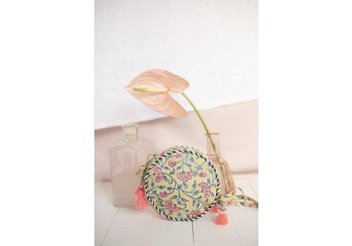 Louise Misha Bag Suzy Lemon Flowers