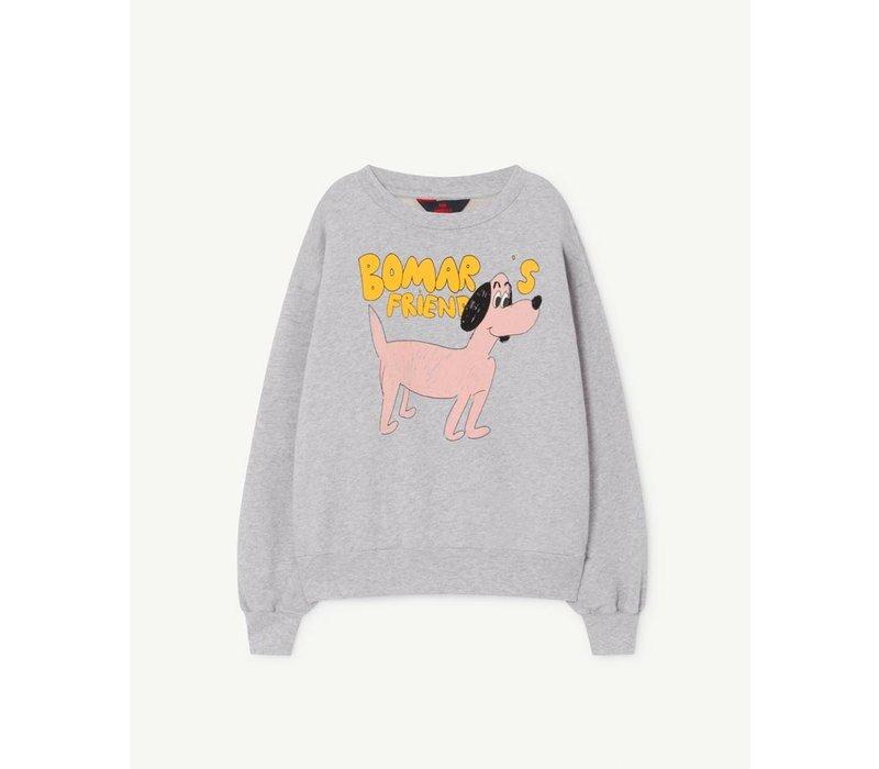 Bear Kids Sweatshirt Grey Dog