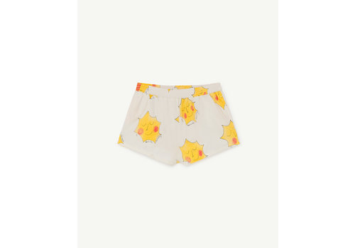The Animals Observatory Puppy Kids Swimsuit White Suns