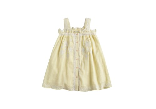 Louise Misha Dress Lucinda French Vanilla