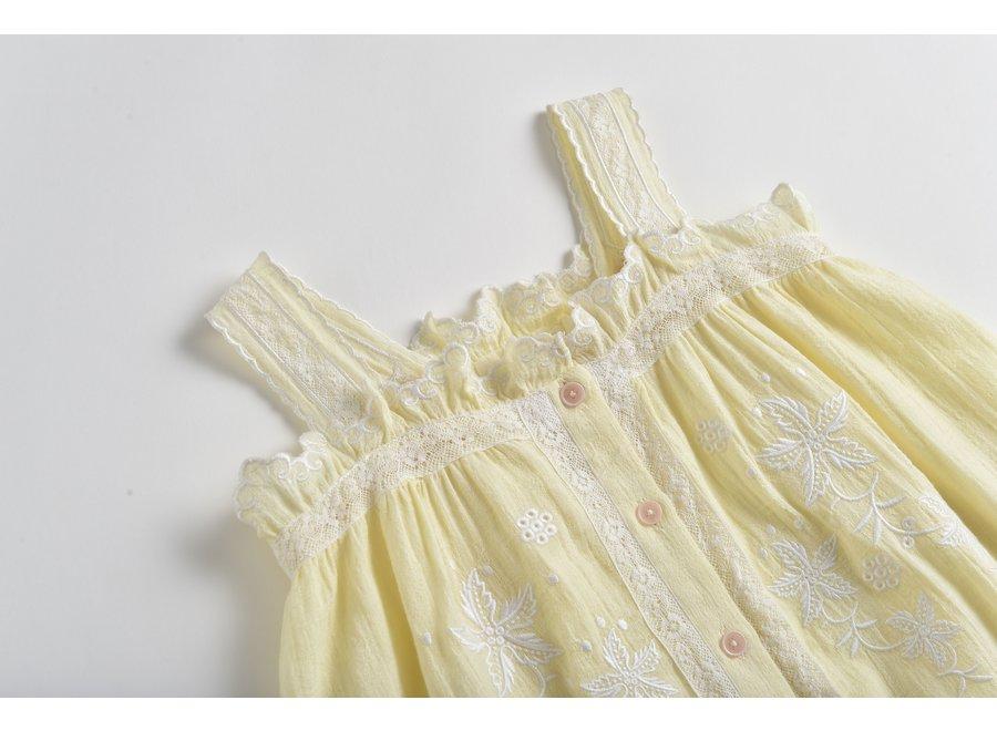 Dress Lucinda French Vanilla