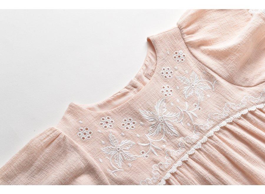 Dress Esca Blush