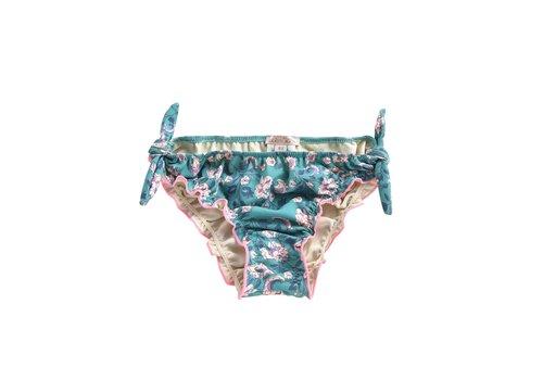 Louise Misha Panties Zaca Emerald Flowers