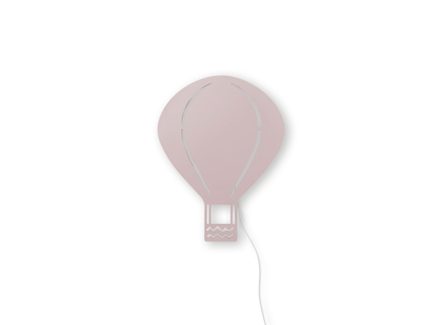 Air Balloon Lamp - Rose