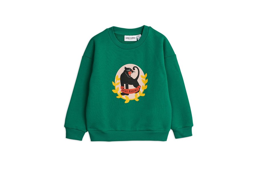 Badge SP sweatshirt Green
