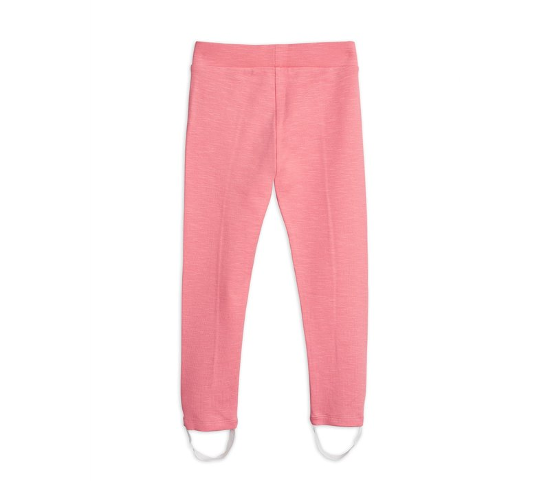 Clover emb skipants Pink