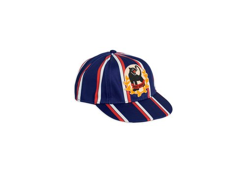 Mini Rodini Badge cap Blue