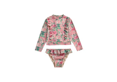 Louise Misha UV Protective Set Toluca Sienna Flamingo