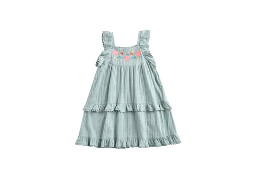 Louise Misha Dress Mexico Cloud