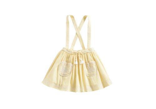 Louise Misha Skirt Riola French Vanilla