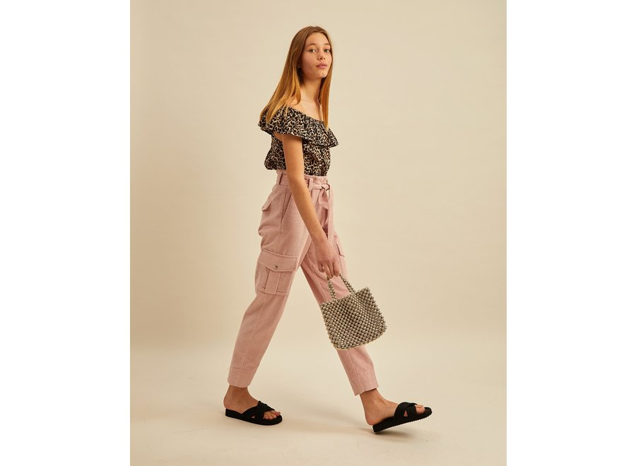 Judy trousers Soft Pink