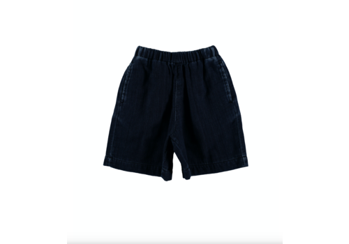 The New Society SOLEIL SHORT INDIGO