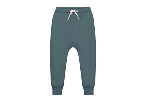 Gray Label Baggy Pants Seamless Blue Grey