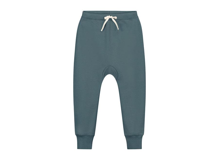 Baggy Pants Seamless Blue Grey