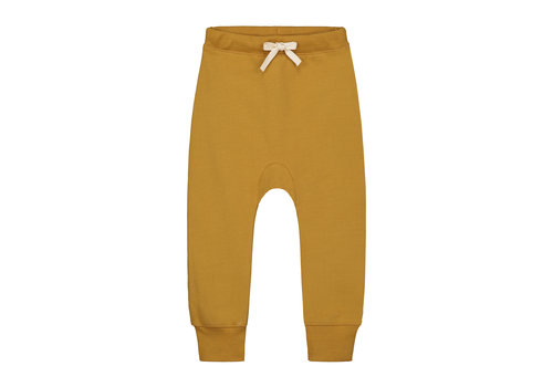 Gray Label Baggy Pants Seamless Mustard