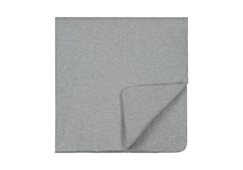 Gray Label Baby Blanket  Grey Melange