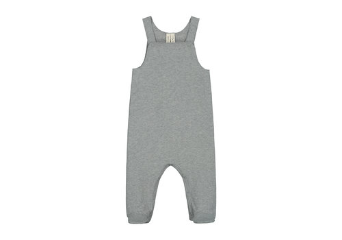 Gray Label Baby Sleeveless Suit  Grey Melange