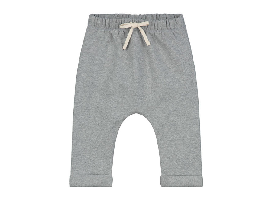 Baby Pants  Grey Melange
