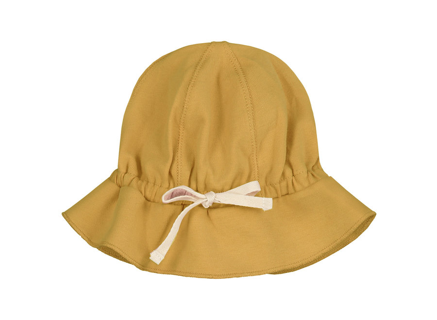 Baby Sun Hat  Mustard