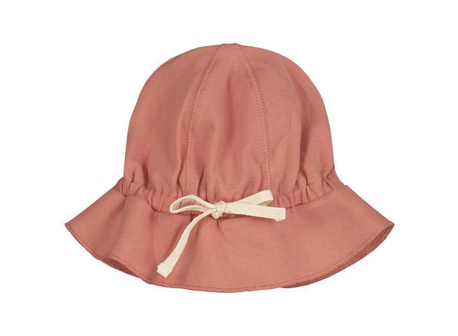 Baby Sun Hat  Faded Red