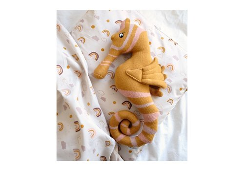 Liewood Tilly teddy Seahorse mustard