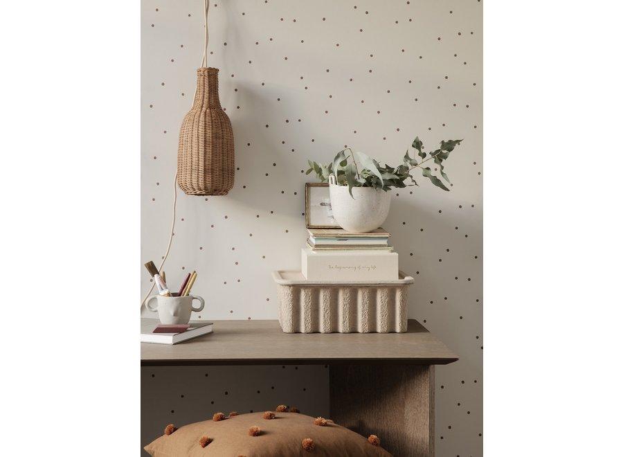 Dot Wallpaper Off-White