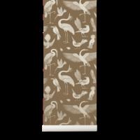 Katie Scott Wallpaper - Birds Sugar Kelp
