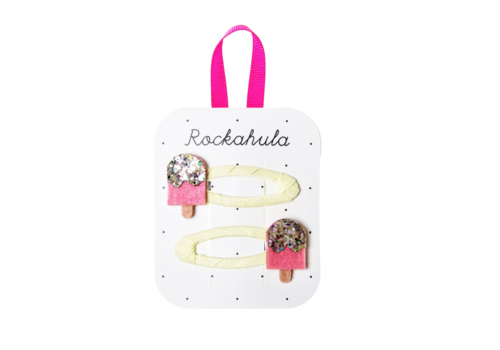 Rockahula Kids Ice Lolly Glitter Clips