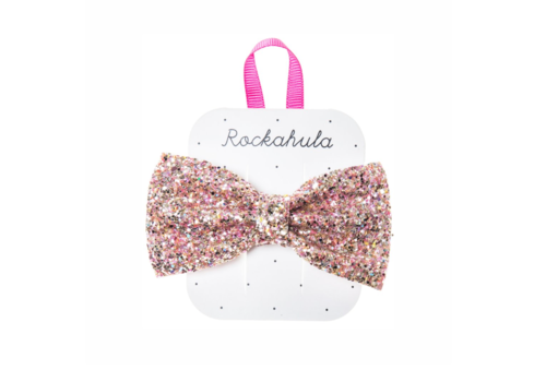 Rockahula Kids Super Sprinkles Glitter Bow Clip