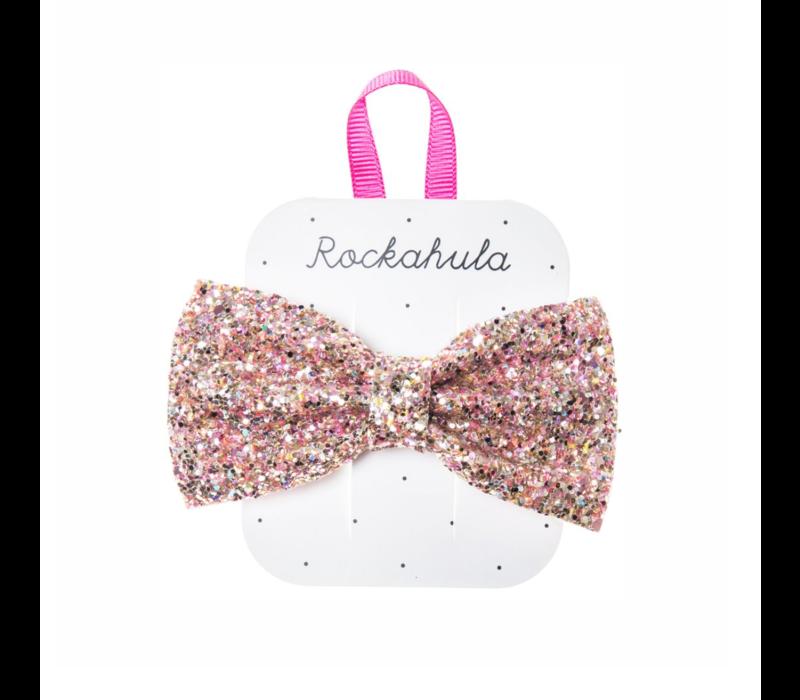 Super Sprinkles Glitter Bow Clip