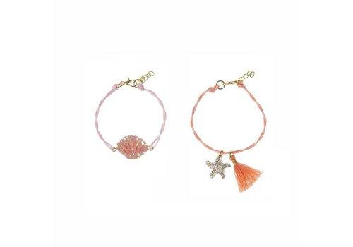 Rockahula Kids Shimmer Shell Bracelet Set