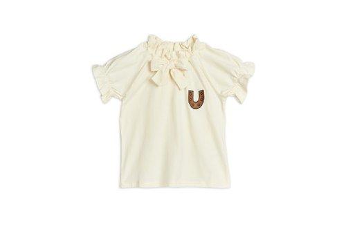 Mini Rodini Horseshoe jersey blouse Offwhite