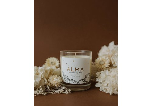 Alma SCENTED CANDLE