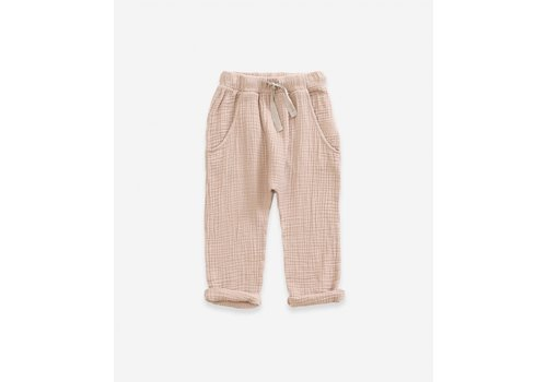 Play up Fabric Trousers Jute