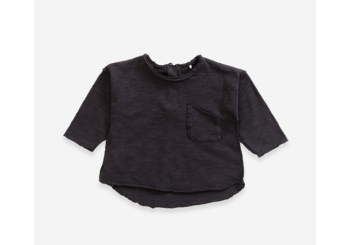 Play up Basalt Long-sleeved t-shirt with pocket